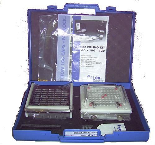 Classic Capsule Machine Kit (size 0) 100
