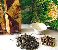 Gunpowder Green Tea (100g)